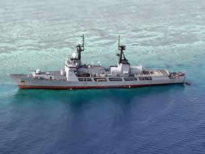 BRP Gregorio del Pilar, Güney Çin Denizi'nde karaya oturdu
