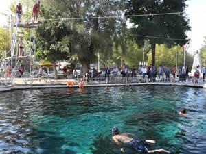 Eskişehir'in Çifteler ilçesi turist çekiyor