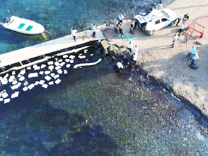 Foça'daki petrolün 'Fuel Oil' olduğu kesinleşti