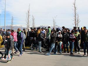 Kırklareli'de 95 kaçak göçmen yakalandı