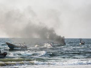 İsrail, Gazzeli aktivistlere müdahale etti