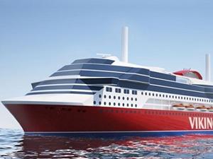 Xiamen, Viking'e yeni yolcu gemisi inşa ediyor