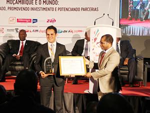 Limak Cimentos'a Mozambik'ten büyük ödül
