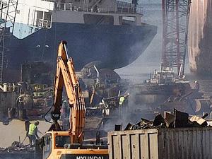 AB Gemi Geri Dönüşüm ve Zararlı Madde Envanteri Kuralları Semineri, 25 Eylül'de yapılıyor