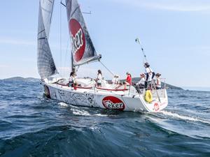 İstanbul'da yelken heyecanı başladı