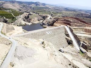 Toygarlı Barajı, yılda 1 milyon kazandıracak