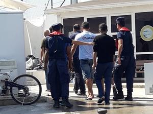 Bodrum'da batan tekneden 13 kişi kurtarıldı!