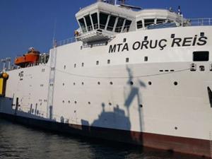 MTA ORUC REIS, petrol keşfine çıktı