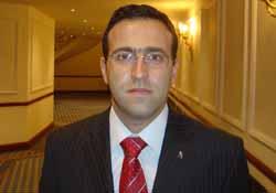 Özkan Poyraz DT Genel Müdürü