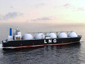 Çin'in LNG talebi yüzde 25 artacak