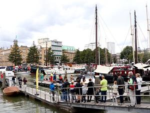 Dünya Liman Günleri Festivali'ne 380 bin kişi katıldı