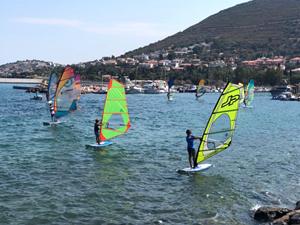 Foça Kültür Sanat ve Balıkçılık Festivali başladı