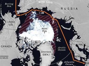 Rusya, Çin-Avrupa yolunu 11 gün azalttı