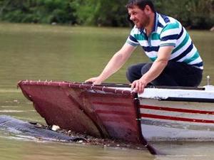 Sera Gölü'ne 'Karadeniz usulü' temizlik
