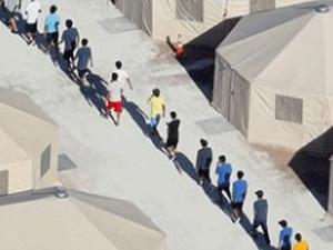 Gözaltına alınan göçmen çocukların sayısında artış yaşandı