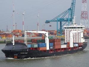 M/V REECON WOLF, Arkas Denizcilik'e satıldı