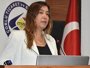 Mehtap Karahallı Özdemir: Yat imalatında çok iyi bir durumdayız