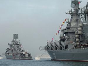 Rusya, savaş gemilerini geri çekmiyor