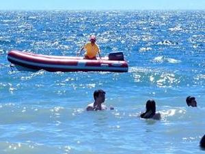 Bursa'da 181 kişi boğulmaktan kurtarıldı