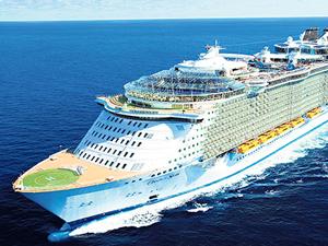 M/S Oasis Of The Seas, 2019'da Akdeniz'de olacak