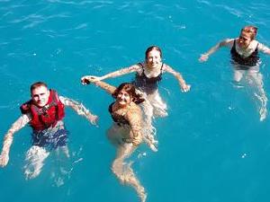 Adana'da yaz bitti, tekne keyfi bitmedi