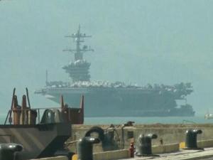 Japonya ilk kez Güney Çin Denizi'nde denizaltı tatbikatı yaptı