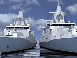 Alman savaş gemilerinin maliyeti artıyor
