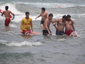 Kocaeli'de bin 776 kişi boğulmaktan kurtarıldı