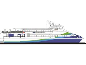 WETA, 2035'e kadar filosuna 44 feribot ekleyecek