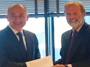 Rönesans Holding ve Port of Rotterdam'dan çevre işbirliği
