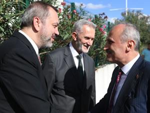 Mehmet Cahit Turhan, İMEAK DTO Yönetim Kurulu toplantısına katıldı