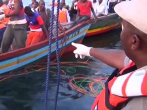 Tanzanya'da feribot battı, 100 kişi hayatını kaybetti!