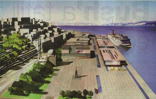 Galataport'a 3,5 Milyar Euro