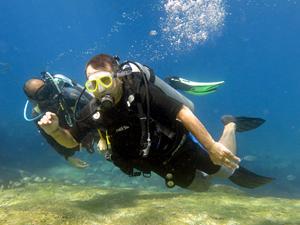 Muzaffer Şahiner: Su altı güzellikleri keşfedilmeyi bekliyor