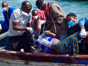 Tanzanya'da feribot faciasında ölü sayısı 136'ya yükseldi