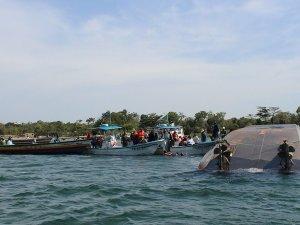 Tanzanya'daki feribot kazasında ölü sayısı 196'ya ulaştı