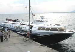 Akçay-Midilli deniz seferleri başlıyor