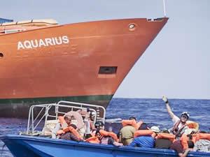 Panama, Aquarius'un kaydını iptal edecek