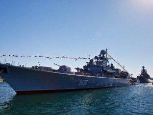 """Rusya gemilerimizi taciz etti"""