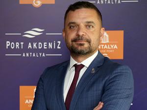 Port Akdeniz yatırımlarına aralıksız devam ediyor