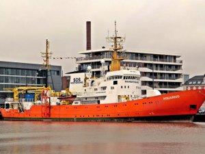 Aquarius mülteci gemisini Fransa kabul etmedi