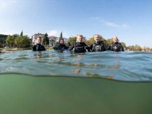 İzmit Körfezi su altı yaşam filmi olacak
