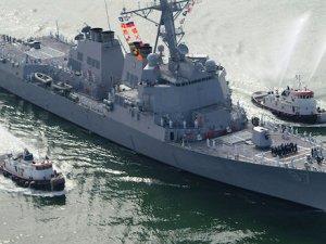 Çin'e 12 deniz mili yaklaştı