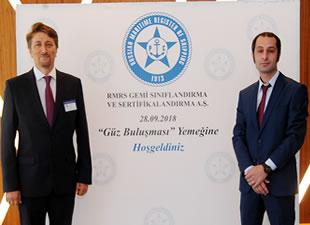 Russian Maritime Register of Shipping, Türk denizcilik sektörüyle buluştu