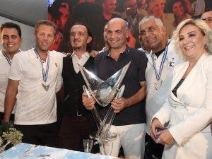 Turkcell Platinum Bosphorus Cup'ı İCCS kazandı