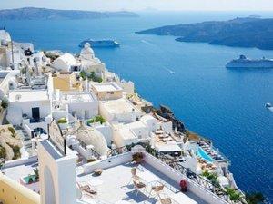 Yunanistan Turizm geliriyle Türkiye'yi geçti