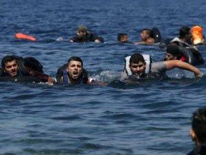 Akdeniz'de 34 mülteci hayatını kaybetti