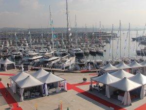 Boat Show Eurasia Fuarı'nda satışlar 41 milyon TL'yi geçti