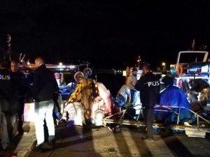 Balıkçı teknesine silahlı saldırı gerçekleşti