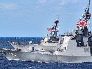 Japonya donanma denetlemesine askeri gemi göndermeyecek
